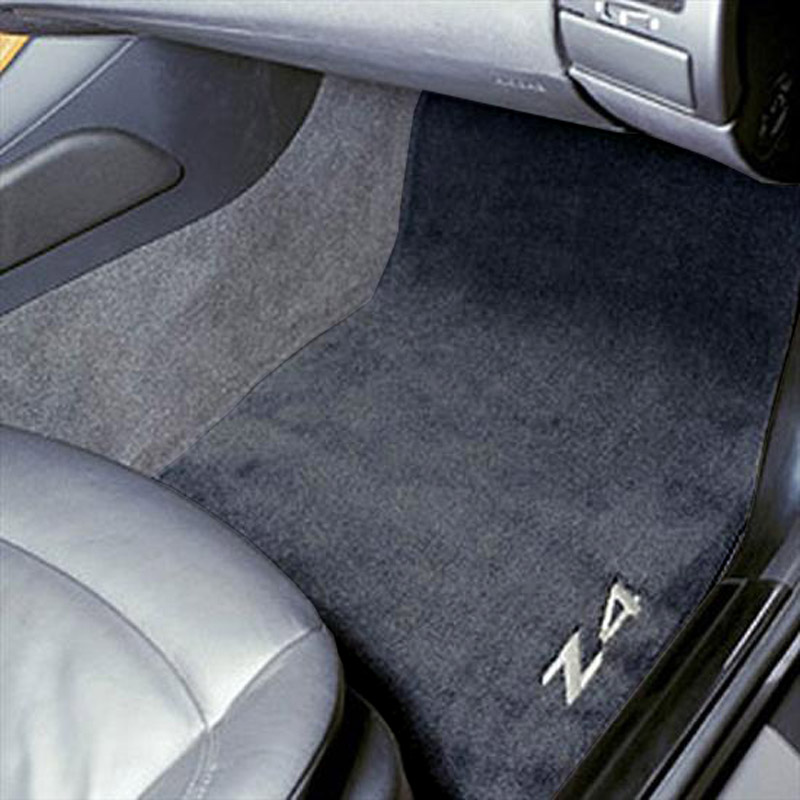 Z4 Bmw Floor Mats Black 82110152598