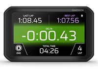Garmin Catalyst Real-Time Display