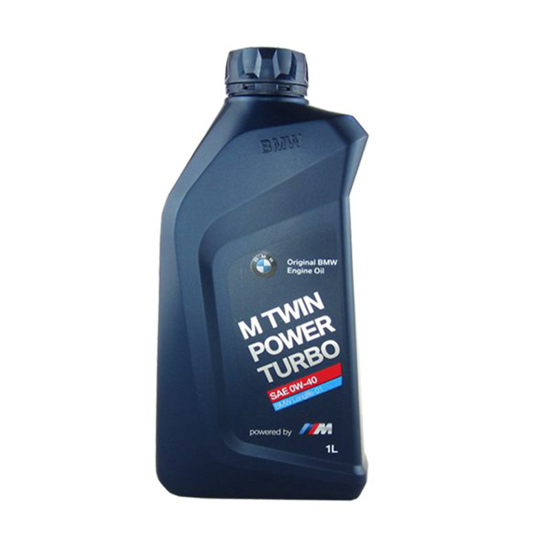 0w40 bmw m twinpower turbo oil for Bmw approved motor oil