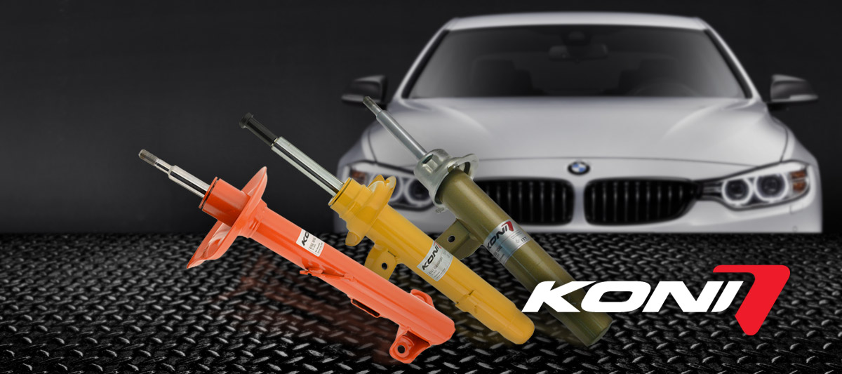 BMW Suspension & Shocks