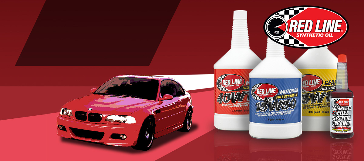 Red Line Oil for BMWs