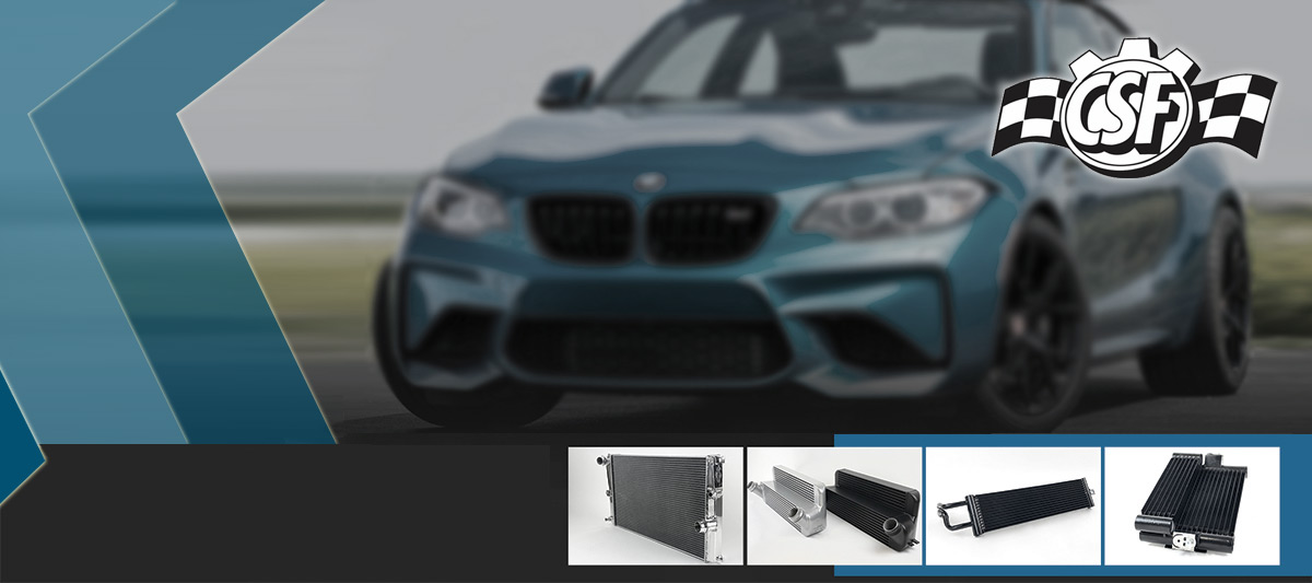 BMW Performance Cooling M2 M3 M4 M5