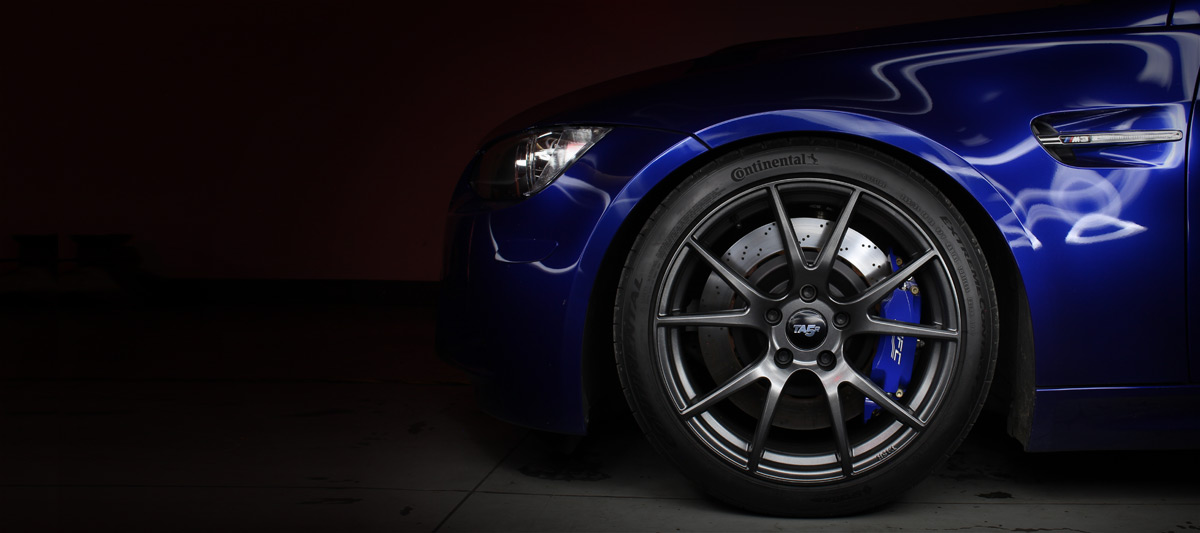 TA5R BMW Wheels - Flow Formed 17 & 18 inch